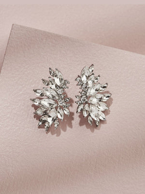 olive + piper Este Crystal Statement Earrings