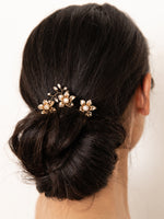olive + piper Leilani Hair Pins (Set of 3)