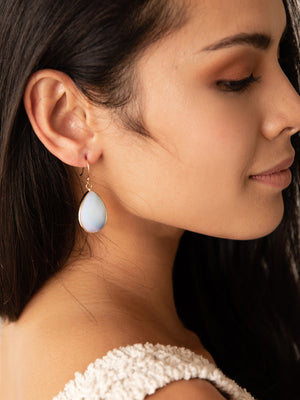 Load image into Gallery viewer, olive + piper Tessa Drop Earrings