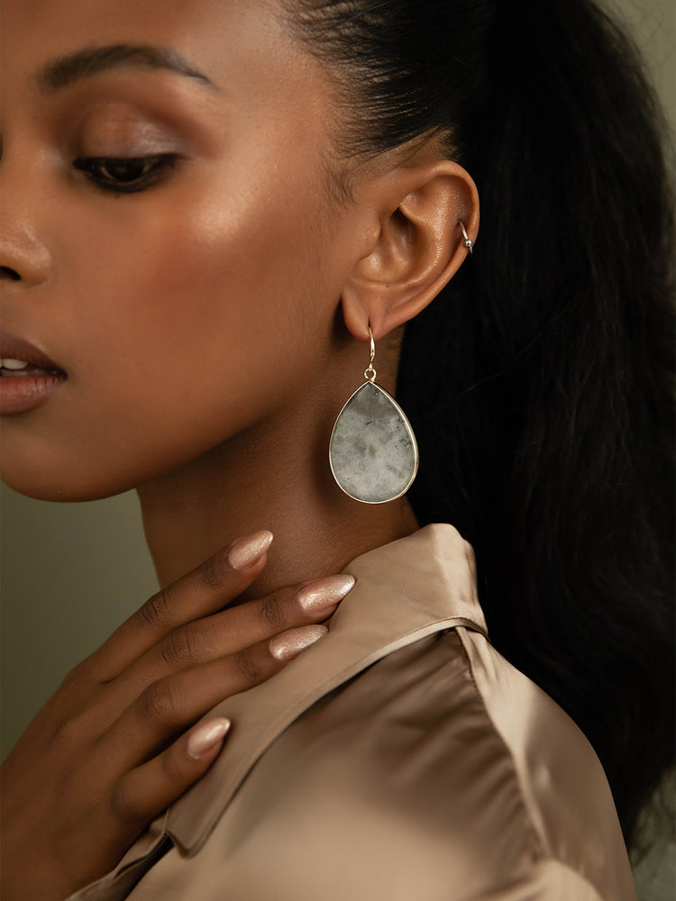 olive + piper Wolfe Drop Earrings