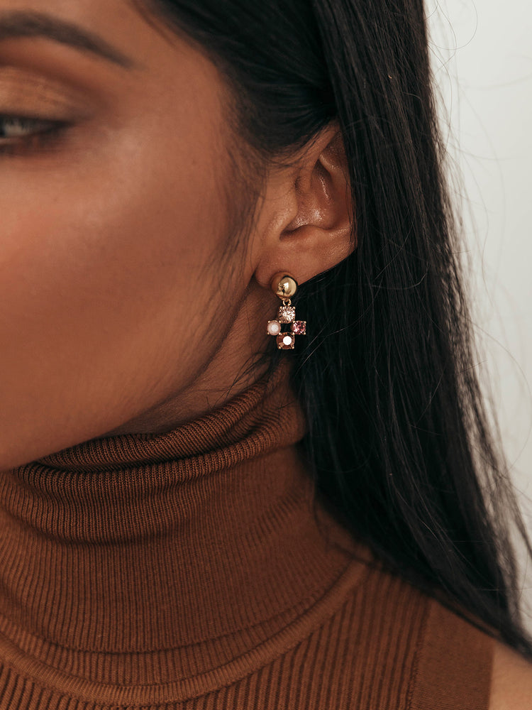 Load image into Gallery viewer, olive + piper Olsen Drop Earrings