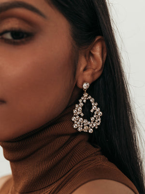 olive + piper Holiday Avery Drop Earrings