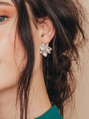 Load image into Gallery viewer, olive + piper Versailles Stud Earrings