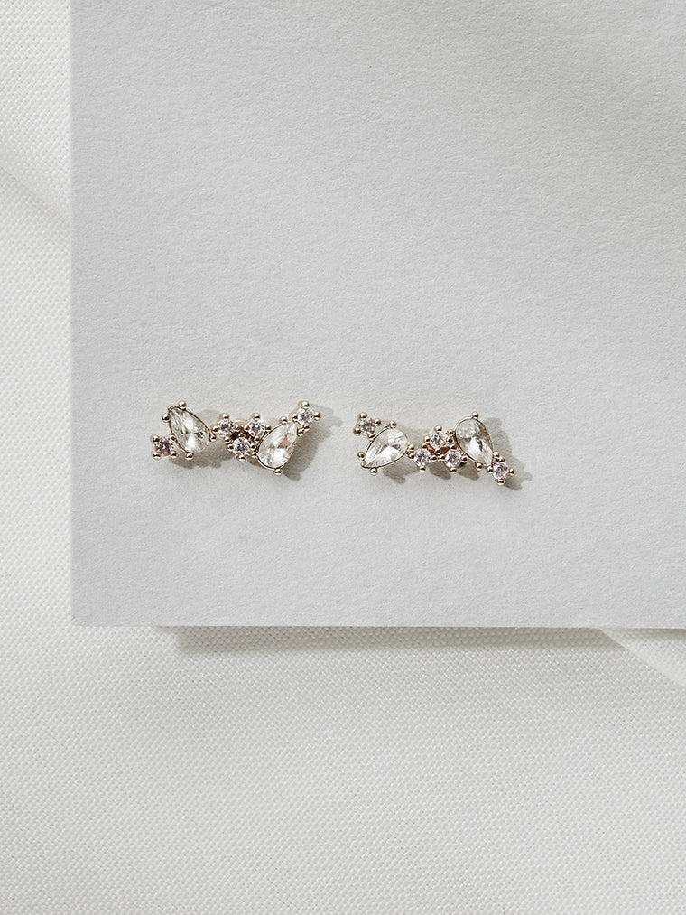 olive + piper Starlight Stud Earrings