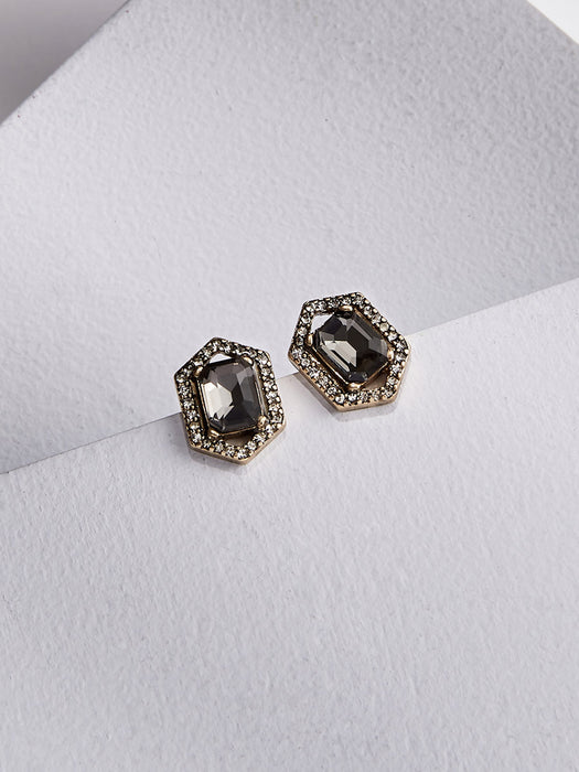 Elody Stud Earrings - Olive + Piper Vancouver