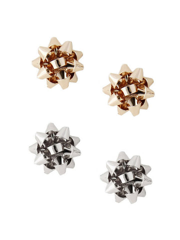 olive + piper Gifted Bow Stud Earring Set