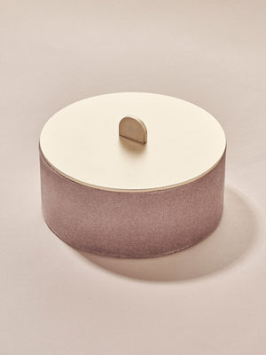 olive + piper Round Jewelry Box