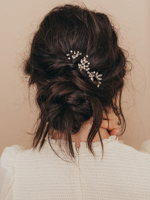 olive + piper Hudson Bridal Hair Pins (Set of 2)