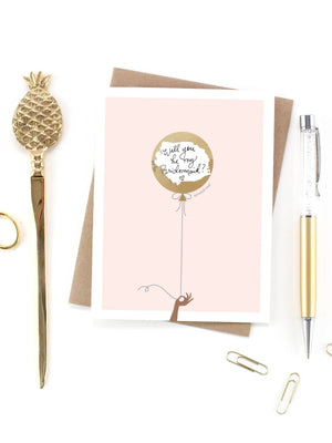 Inklings Paperie Balloon Scratch-Off Card