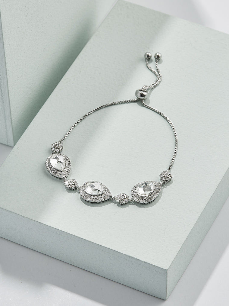 Julia Crystal Bracelet