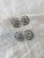 Luxe Cluster Studs (Sample)