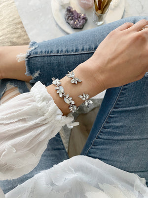 Load image into Gallery viewer, olive + piper Desiree Bracelet Jewelry Set