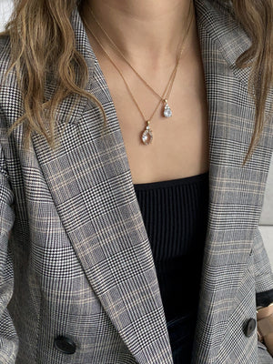 olive + piper Taylor + Chloe Necklace Set