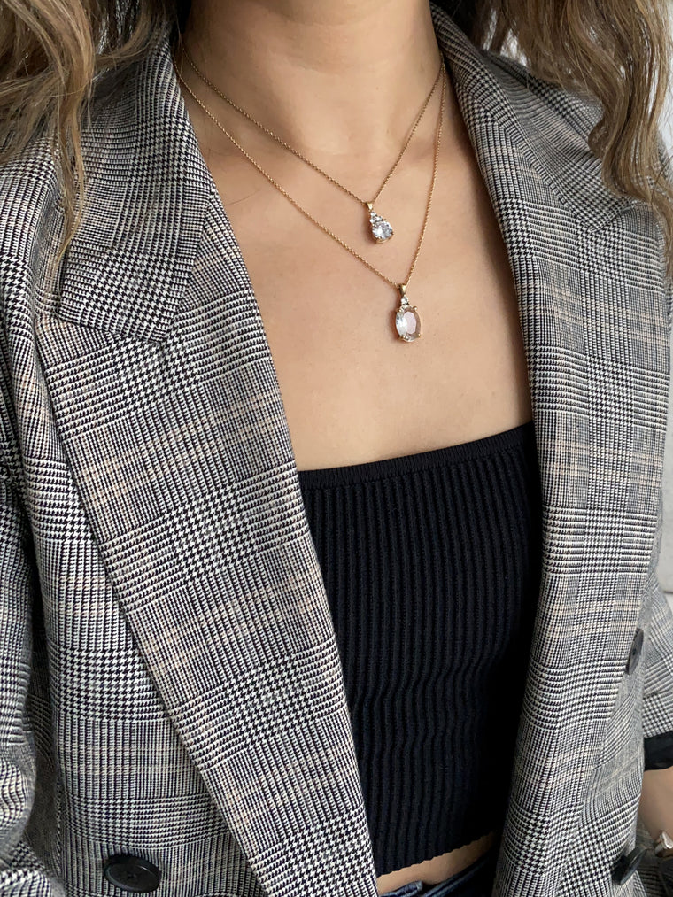 Taylor + Chloe Necklace Set