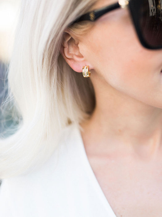 olive + piper Mara Stud Earring Set