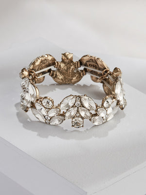 Load image into Gallery viewer, olive + piper Marla Crystal Bracelet