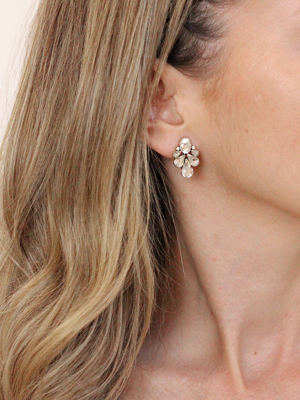 Melodie Studs - Fashion stud earrings by Olive + Piper