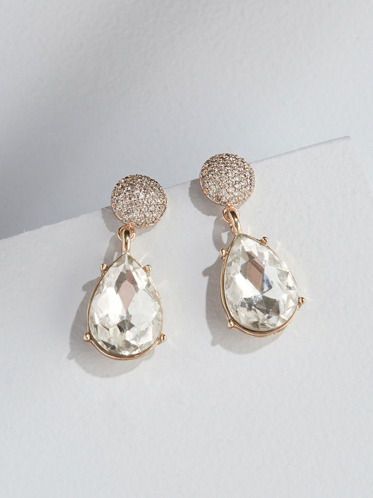 Mini Pave Drops