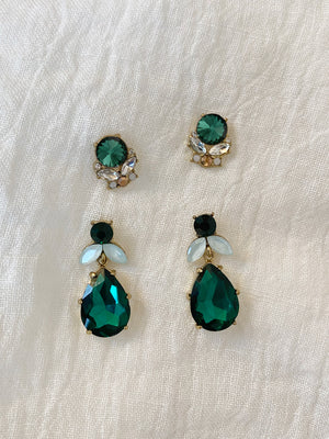 Load image into Gallery viewer, Paulie Earring Set (Set of 2)