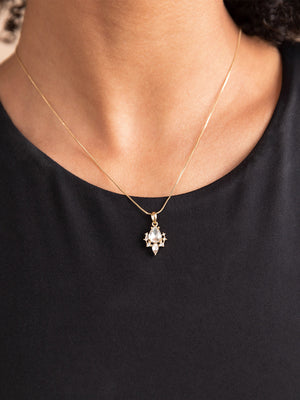 Load image into Gallery viewer, olive + piper Nola Pendant Necklace