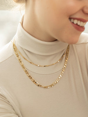 olive + piper Esmee Chain Necklace