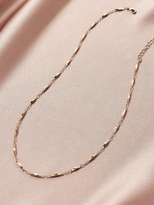 Load image into Gallery viewer, olive + piper Esmee Chain Necklace
