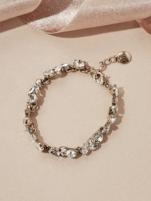 Load image into Gallery viewer, olive + piper Lena Crystal Bracelet