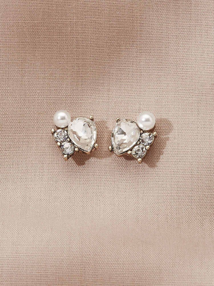 Load image into Gallery viewer, olive + piper Finley Stud Earrings