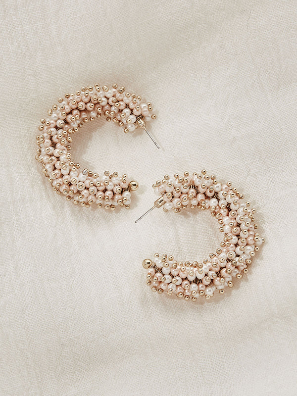 olive + piper Phila Statement Hoops