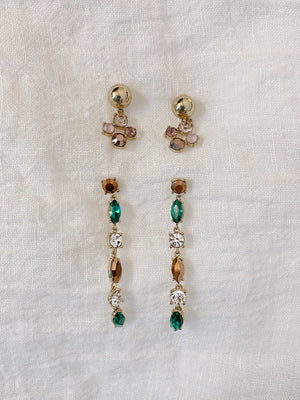 Load image into Gallery viewer, Twyla Earring Set (Set of 2)