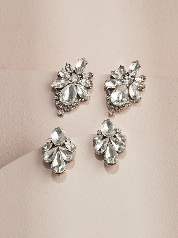 Parisian Statement Stud Earring Set