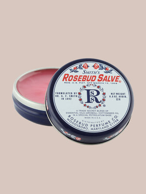 Load image into Gallery viewer, Smith's Rosebud Salve Tin