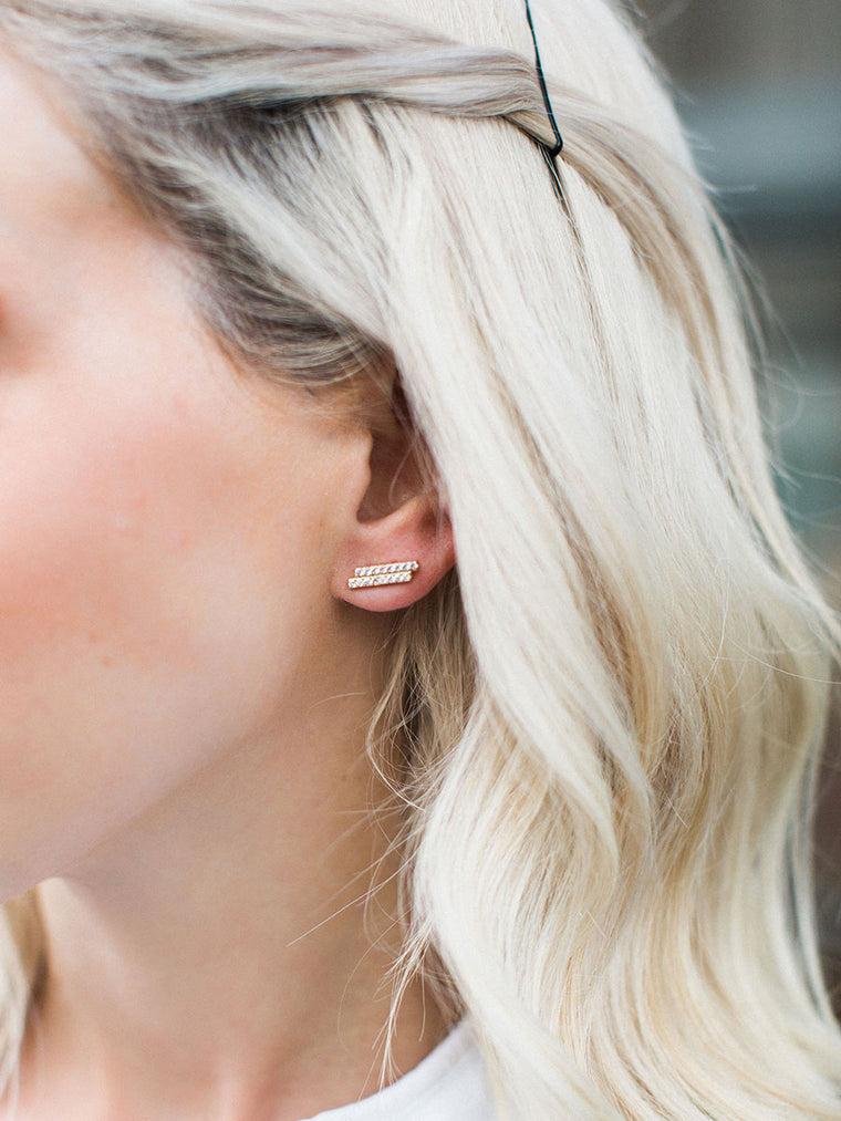 olive + piper Rumi Stud Earring Sets