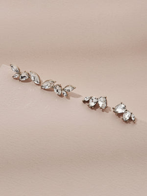 Load image into Gallery viewer, olive + piper Samara Stud Earring Set