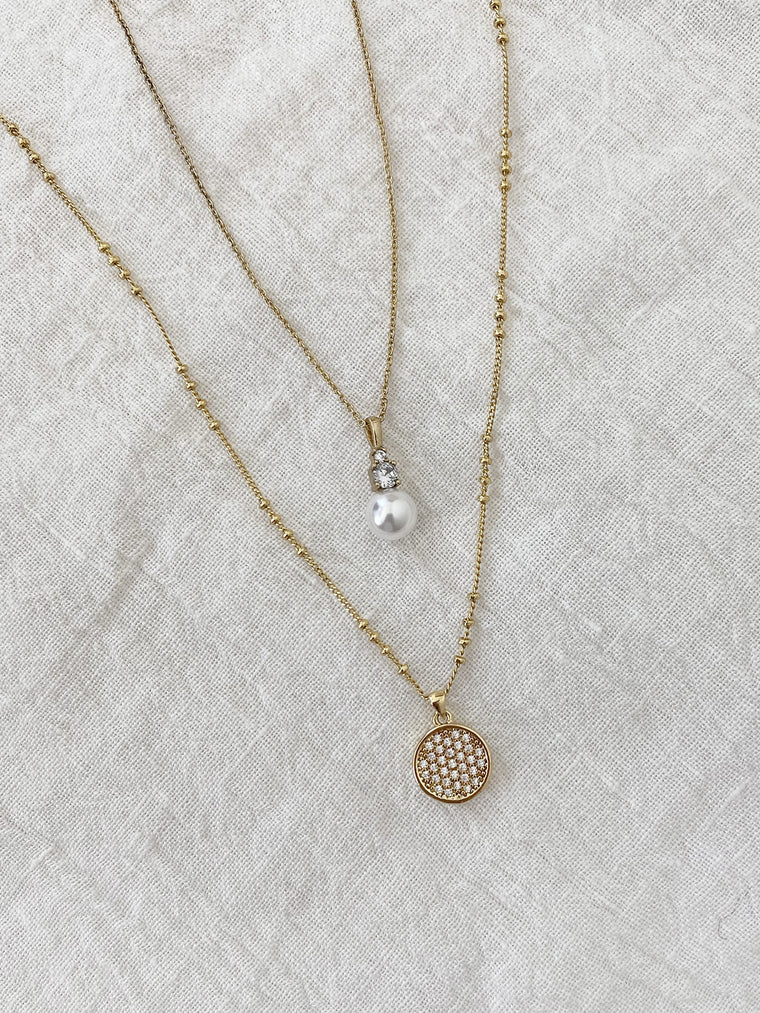 Mooni + Vienna Necklace Set