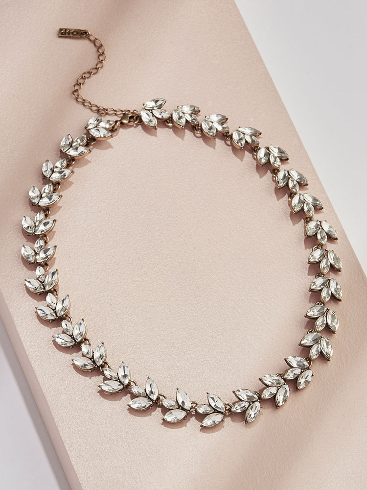 Sophia Crystal Collar