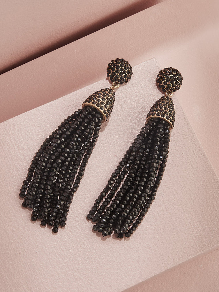 Stella Beaded Tassels