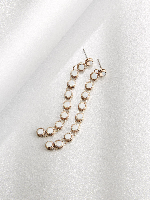 Tinsel Drop Earrings - olive + piper Vancouver