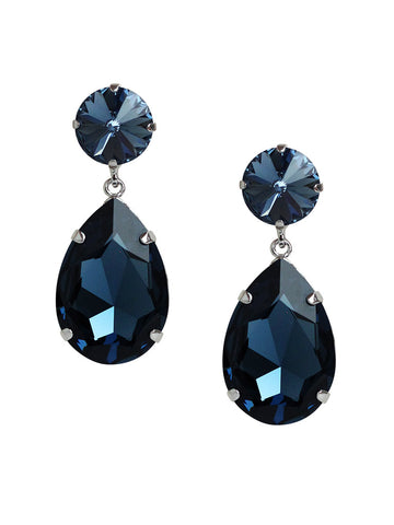 Voila Swarovski Drop Earrings