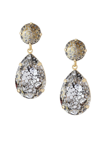 olive + piper Swarovski Volos Drop Earrings
