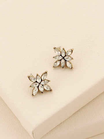 olive + piper Wildflower Stud Earrings