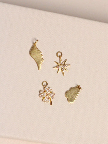 olive + piper Take Flight Wing Charm