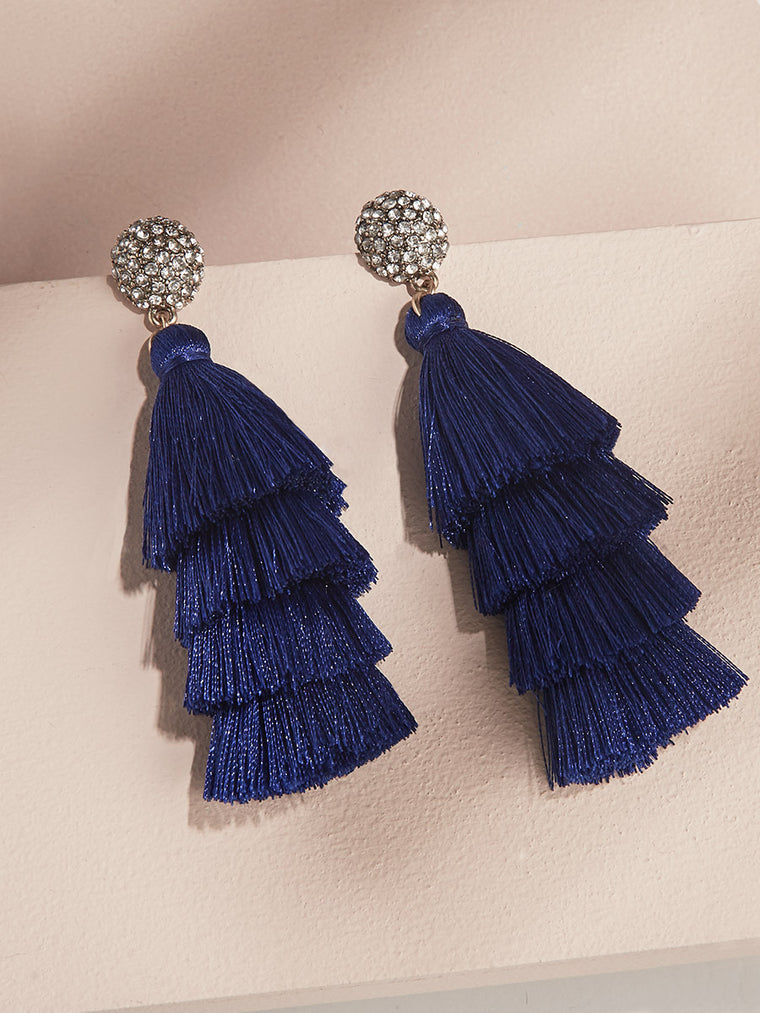 Savannah Tassel Drops