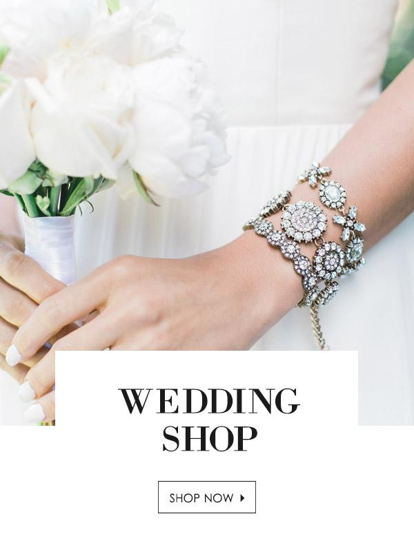 Wedding Jewelry & Bridal Jewelry