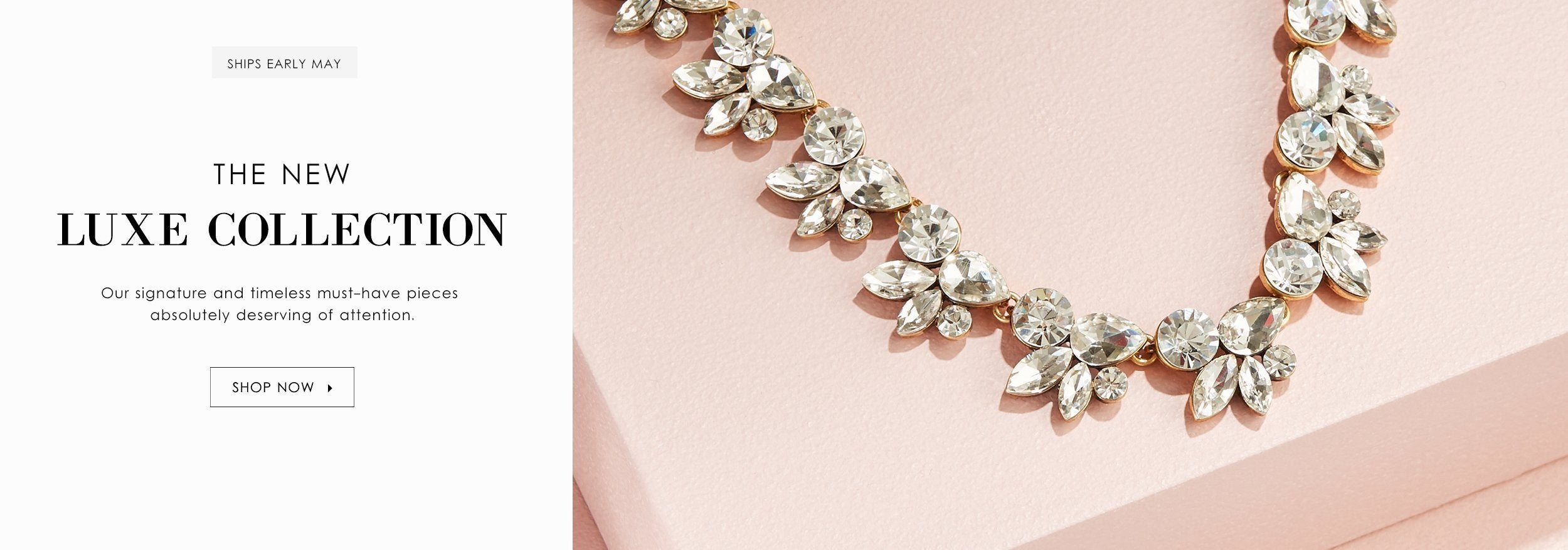 Deal of the Week: Ella Pearl Collar