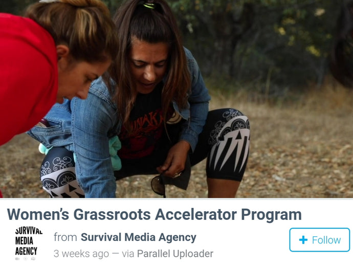 U.S Grassroots Accelerator Program for Women Environmental Leaders