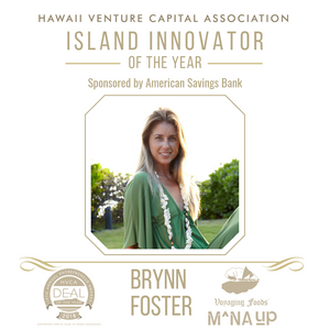 Voyaging Foods is Island Innovator of the Year!