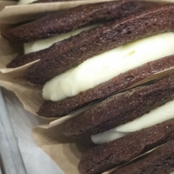Fudgie Bar Cookies