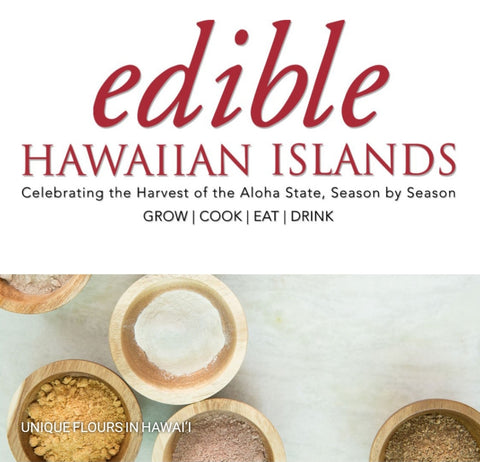 Edible Hawaiian Islands