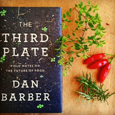 The Third Plate book by Dan Barber